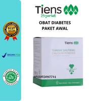 Paket Ampuh Mengatasi Diabetes Kering&Basah Obat Herbal Tiens Tianshi