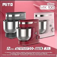 Mito Stand Mixer MT 100 Garansi Resmi