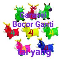 Jumping Animal Kuda Kudaan Karet Ada Musik Dan Lampu Promo