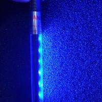 Lampu Celup LED KANDILA - KD20, KD30, KD40 LED / Aksesoris Akuarium - Biru, 20cm