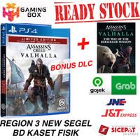 PS4 Assassin's Creed Valhalla / Assassins Creed Valhalla Region 3 Asia