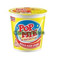 Pop Mie Rasa Kari Ayam 75gr x 24