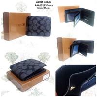 Dompet Pria Coach produk Import BEST qulitty