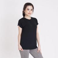 ANAVAH Mesh T-Shirt Dry Fit Kaos Wanita Bahan Mesh