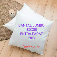 BANTAL LANTAI/JUMBO 80X80