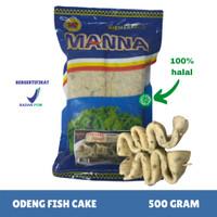 ODENG FISH CAKE KOREA ODEN FROZEN FOOD MAKANAN INSTAN 500GR GOMANNA