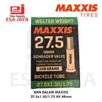 Ban Dalam Maxxis 27 5 x 1.50 - 1.75 AV 48mm Schrader Welter Weight