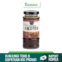 CJ BEKSUL Bulgogi Sauce For Beef BBQ 290gr / Saus Marinasi BBQ Korea