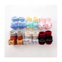 Zooey Animal Socks / Kaos Kaki Bayi