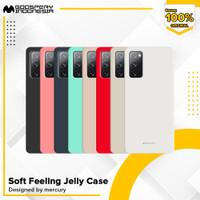 Goospery Samsung Galaxy S20 FE G780 G781 Soft Feeling Jelly Case