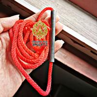Waist Takrut Kongkapan NurLead +Red Rope 2555BE- Lp Hong Wat Khao Aor