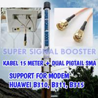 Antena Penguat Sinyal Modem Home Router Huawei B310 B311 B315 BL100 du