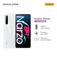 realme Narzo 4/128GB [48MP Quad Camera, Helio G90T, 90Hz Ultra Smooth]