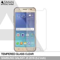 Tempered Glass Samsung Galaxy J5 (2016) | Anti Gores Kaca - Bening
