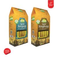 Pawon Narasa- 2 PCs Snack Gluten Free Egg Roll Sorgum & Singkong (Dus)