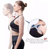 Smart Back Posture Corrector Vibration sensor