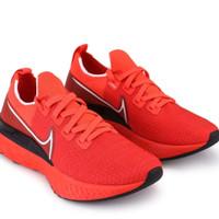 Sepatu Lari Nike React Infinity Run Flyknit Red CD4372 -600 Original