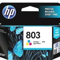 HP Catridge 803 Colour (Original)