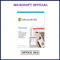 Microsoft Office 365 Personal 1 User Person 1 Year PC And Mac