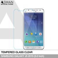 Tempered Glass Samsung Galaxy J5 (2015) | Anti Gores Kaca - Bening