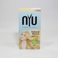 NYU creme bleaching (bleaching rambut) /NYU NATURAL BLEACH/Hair Color