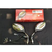 Spion Sein LED Vario 110 125 150 Beat Semua motor Honda Original AHM