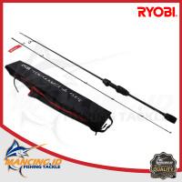 Joran Ryobi Tokumei UL 6.0F (Fuji) Ultra Light Fishing Rod Spinning