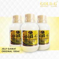 Jelly Gamat Gold G Bio Sea Cucumber 100ml