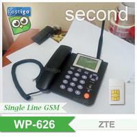 ZTE WP626 Telepon Rumah GSM Sim Card
