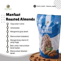 Roasted Almond / Almond Panggang / Almond Roasted 500gram