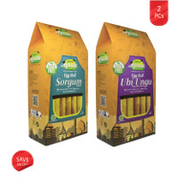 Pawon Narasa - 2 PCs Snack Gluten Free Egg Roll Sorgum & Ubi (Dus)