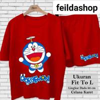 Setelan Doraemon baling