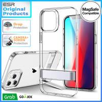 Original ESR Air Boost Clear Case iPhone 12 Pro Max Mini Soft Casing - 12 Pro or 12, Clear