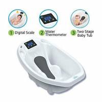 aqua scale 3 in 1 baby bath mandi digital scale