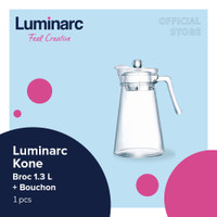 Luminarc Pitcher Kone - Broc 1.3L + Bouchon - 1pcs