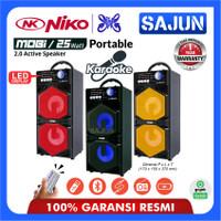 Niko Speaker Active with Bluetooth 25Watt MOBI