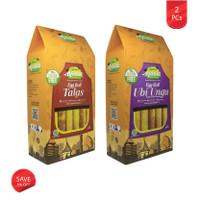 Pawon Narasa - 2 PCs Snack Gluten Free Egg Roll Ubi Ungu & Talas (Dus)
