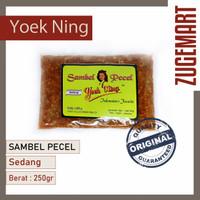 Sambal Pecel / Sambel Pecel Yoek Ning - 250 gr