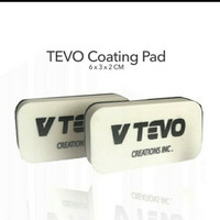 TEVO aplicator coating pad/sangat baik untuk aplikasi coating