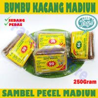 Sambal Pecel Madiun Siap Makan Cap 99 Bumbu Kacang Rasa Sedang