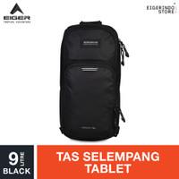 Eiger Riding Freight Sling Bag 9L - Black