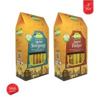 Pawon Narasa - 2 PCs Snack Gluten Free Egg Roll Sorgum & Talas (Dus)