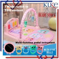 KUKE Baby Play Gym Piano / Play Mat Piano Musical