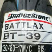 Ban battlax 120/80-17 BT39 ss