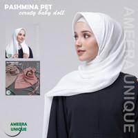 Pashmina Tali Pet Antem Ceruty Baby Doll 75x175
