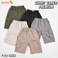 Celana Pendek Cargo Anak by Zunior