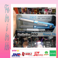 CATOK rambut Babyliss pro nano titanium curling
