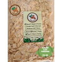 Kacang Almond Slice Panggang (Roasted / Oven) 250 Gr