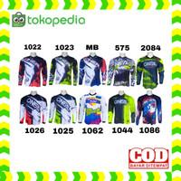 Kaos jersey sepeda baju jersey sepeda gunung bmx motocross 1026