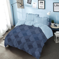 Kintakun D'Luxe Bed Cover size 160x200 cm - Victor